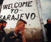 A Sarajevo sbocciano ancora i fiori