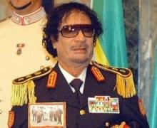 Muore Muammar Gheddafi