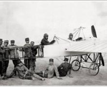 1° novembre 1911, L'Italia bombarda la Libia.