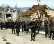 14 dicembre 1995, viene formalizzato l'accordo di Dayton che pone fine alla guerra civile jugoslava.