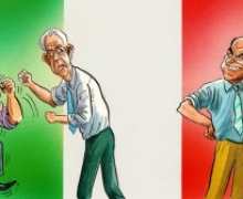 """Keep the radical left in check"": l'Economist suggerisce al PD la ricetta per la vittoria."