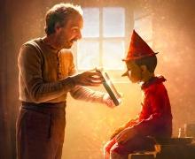 Tutto Pinocchio al Cinema