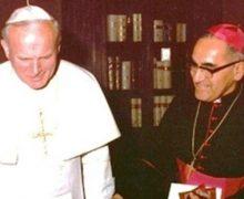 Oscar Romero finalmente santo!