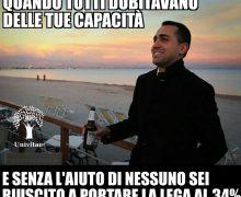 Governo M5s-PD, o Salvini merita di diventare il padrone del Paese